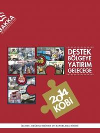 2014 Yılı Kobi Mali Destek Programı Başarılı Projeler Kitapçığı