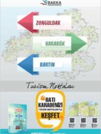 Zonguldak Turizm Haritası (2. basım)