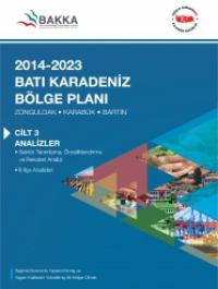 2014-2023 Batı Karadeniz Bölge Planı Analizler