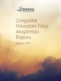 Zonguldak Havaalanı Talep Araştırması Raporu