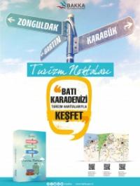 Zonguldak Turizm Haritası