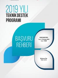 2019 Yılı Teknik Destek Programı Rehberi