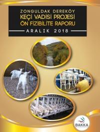 Zonguldak Dereköy Keçi Vadisi Projesi Ön Fizibilite Raporu
