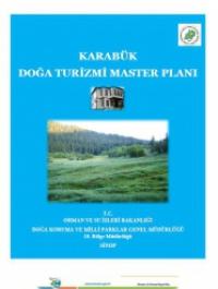 Karabük Doğa Turizmi Master Planı