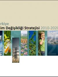 Türkiye İklim Değişikliği Stratejisi 2010-2020