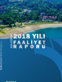BAKKA 2018 Yılı Ara Dönem Faaliyet Raporu